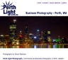perth light business photography